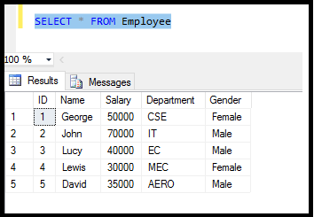 Ienumerable vs iqueryable in linq c for Sql server table design query